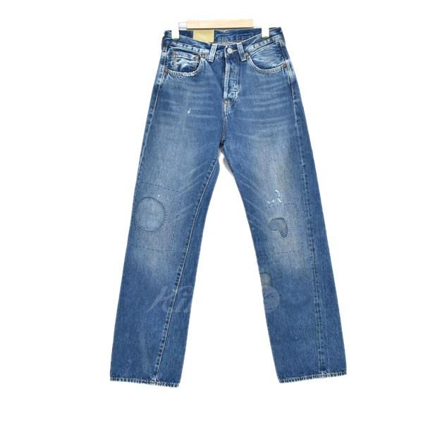 【中古】Levi's Vintage Clothing デニムパンツ インディゴ サイズ:29 【送料無料】 【090319】(リーバイス ヴィンテージ クロージング)