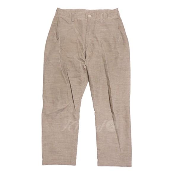 【中古】BRU NA BOINNE ヤックコールパンツ パンツ ベージュ サイズ:0 【送料無料】 【110319】(ブルーナボイン)