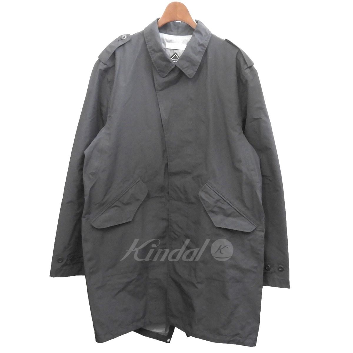 【中古】nonnative 18SS GORE-TEXコート ブラック サイズ:2 【送料無料】 【120319】(ノンネイティブ)
