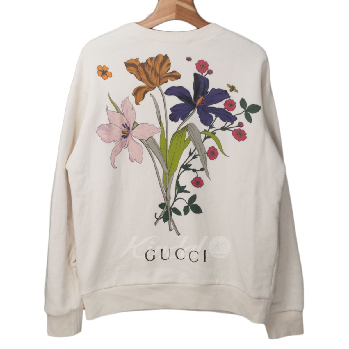 cd84949aa117 GUCCI 19SS Chateau Marmont sweat shirt off-white size: S (Gucci) ...