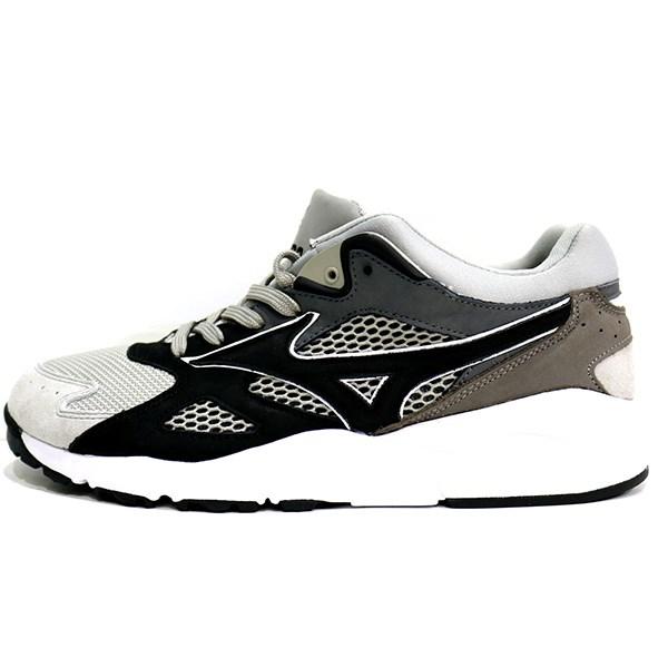 【中古】Mizuno SKY MEDAL WHIZ LIMITED x mita sneakers スニーカー グレー サイズ:28cm 【送料無料】 【110319】(ミズノ)
