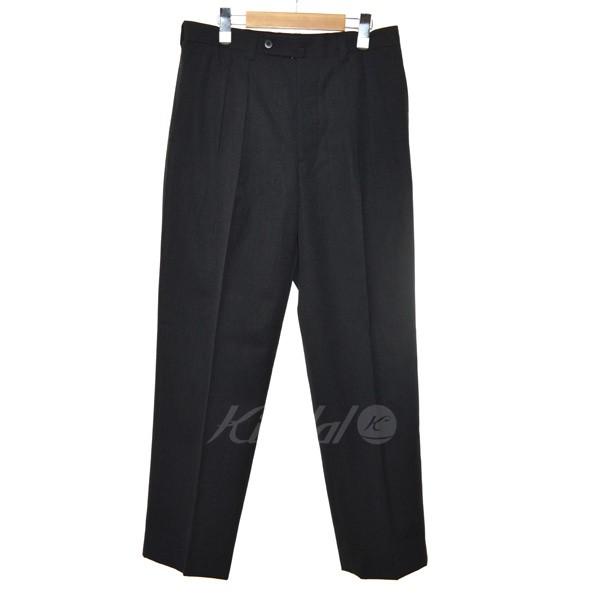 【中古】igarashi trousers オーダーメイドブランドトラウザーパンツ チャコールグレー サイズ:L 【送料無料】 【120319】(イガラシトラウザーズ)