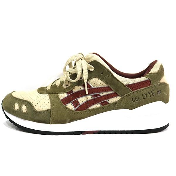 quality design 12ce0 5f286 Asics X Patta Gel Lyte 3 gel light sneakers brown size: 28cm