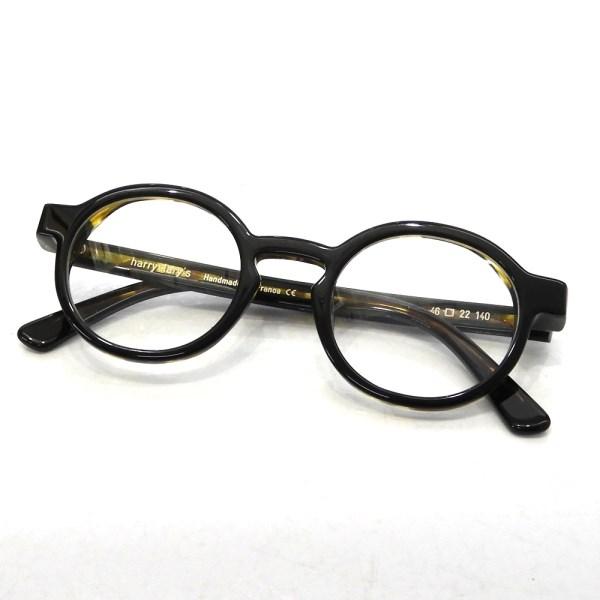 【中古】Harry Lary's 「FRAGMENTY」眼鏡 ブラック×ブラウン サイズ:- 【送料無料】 【140319】(ハリーラリーズ)