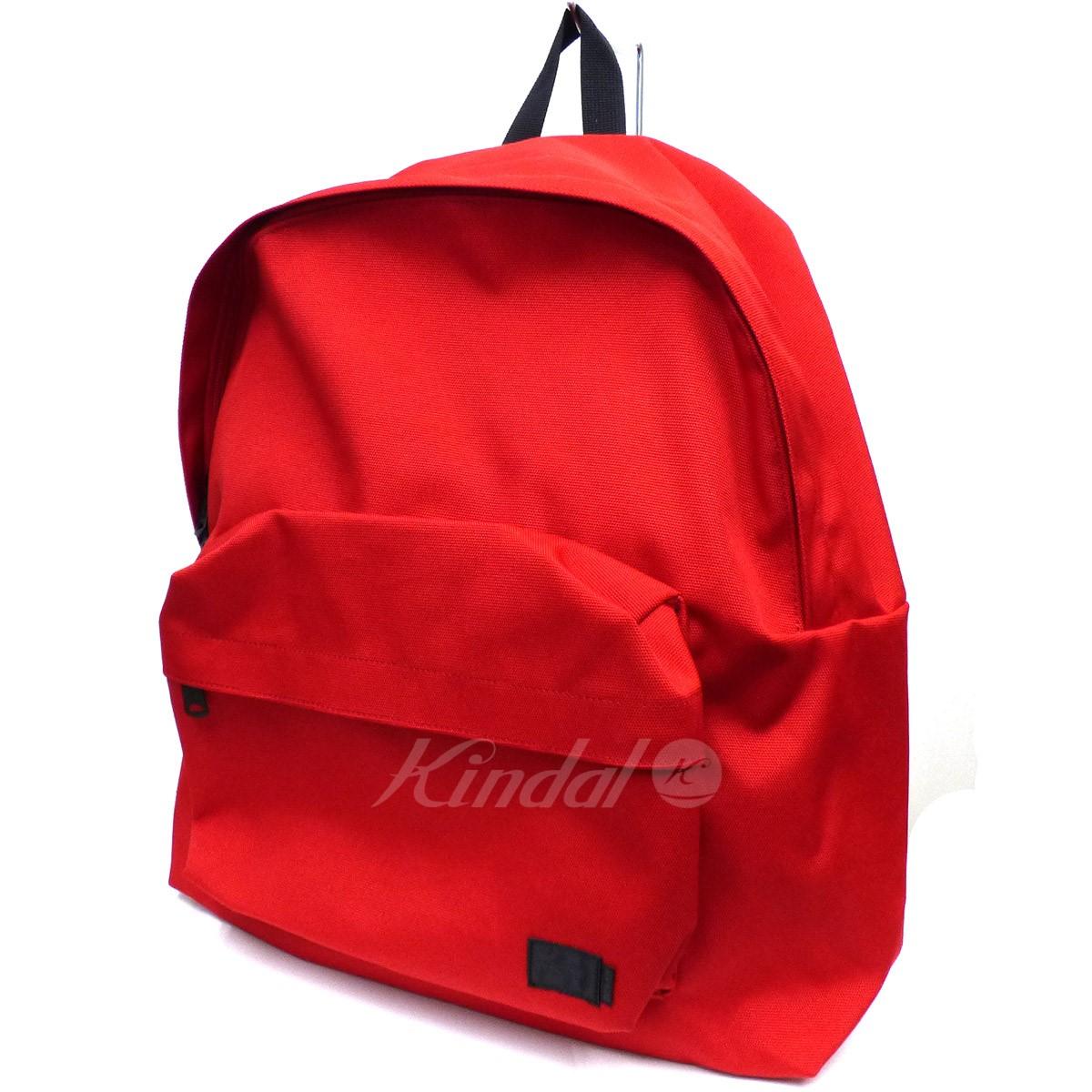 【中古】MIN-NANO×PORTER Backpackオーバーサイズバックパック バッグ デイパック レッド サイズ:- 【送料無料】 【130319】(ミンナノ ポーター)