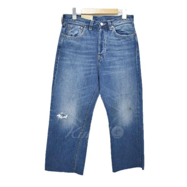 【中古】Levi's Vintage Clothing 37501-0013 デニムパンツ インディゴ サイズ:30 【送料無料】 【140319】(リーバイス ヴィンテージ クロージング)