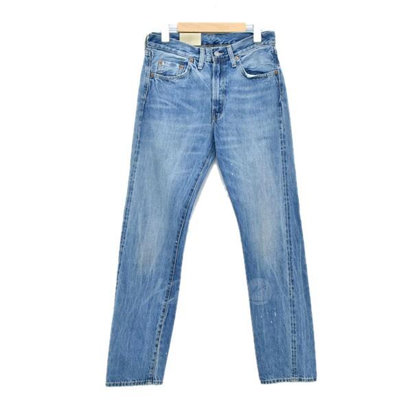 【中古】LEVIS VINTAGE CLOTHING 1954年 50Z1XX 復刻版 デニムパンツ インディゴ サイズ:W30 【送料無料】 【150319】(リーバイスヴィンテージクロージング)
