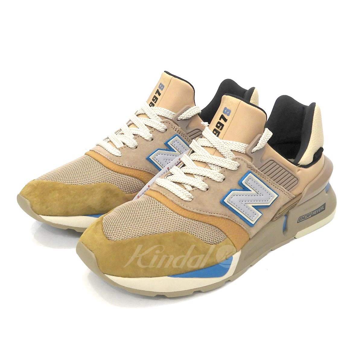quality design 0d4a5 48073 KITH X nonative X NEW BALANCE