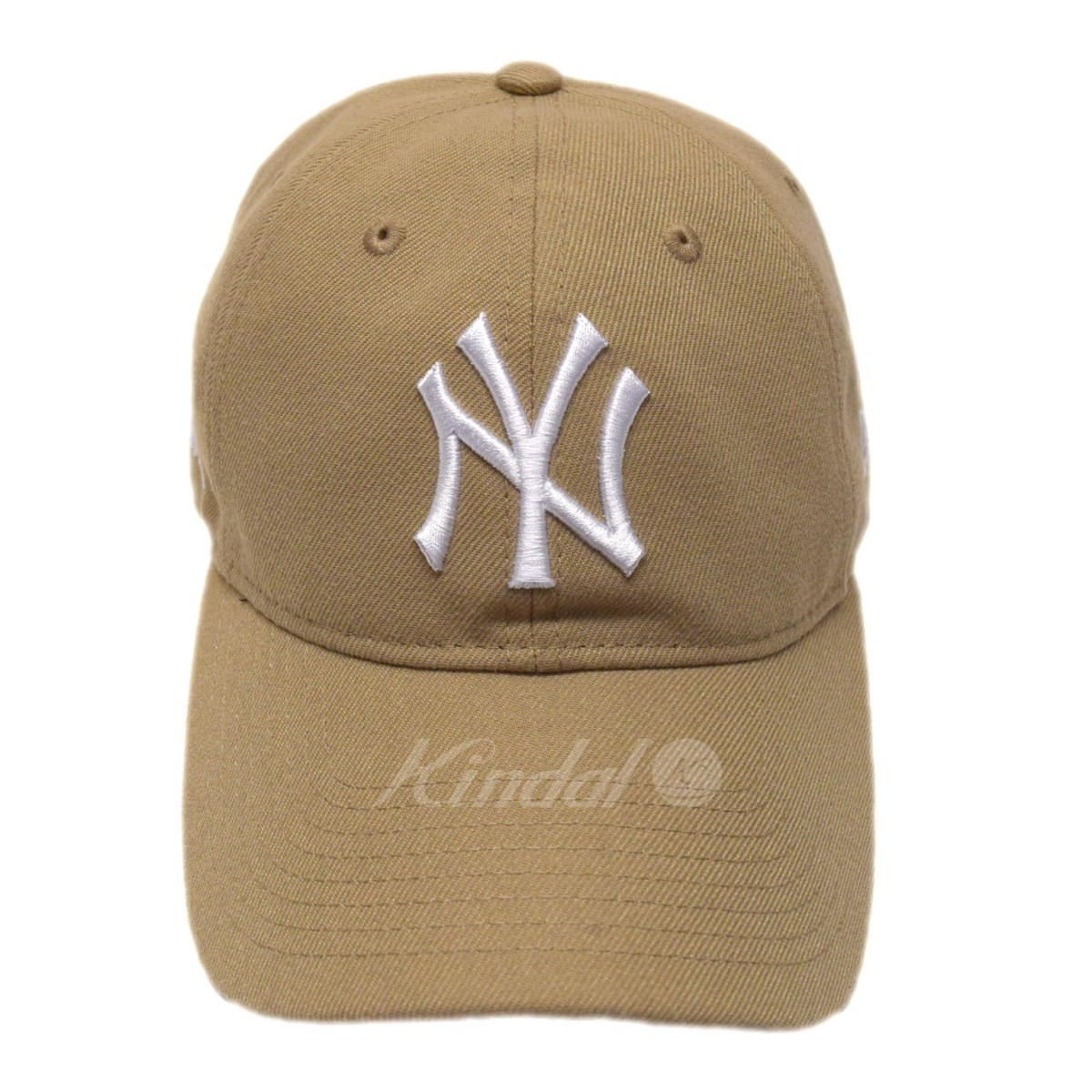 53869f226f7ca kindal  NEW ERA xMOMA Yankees cap beige size  - NEW ERA