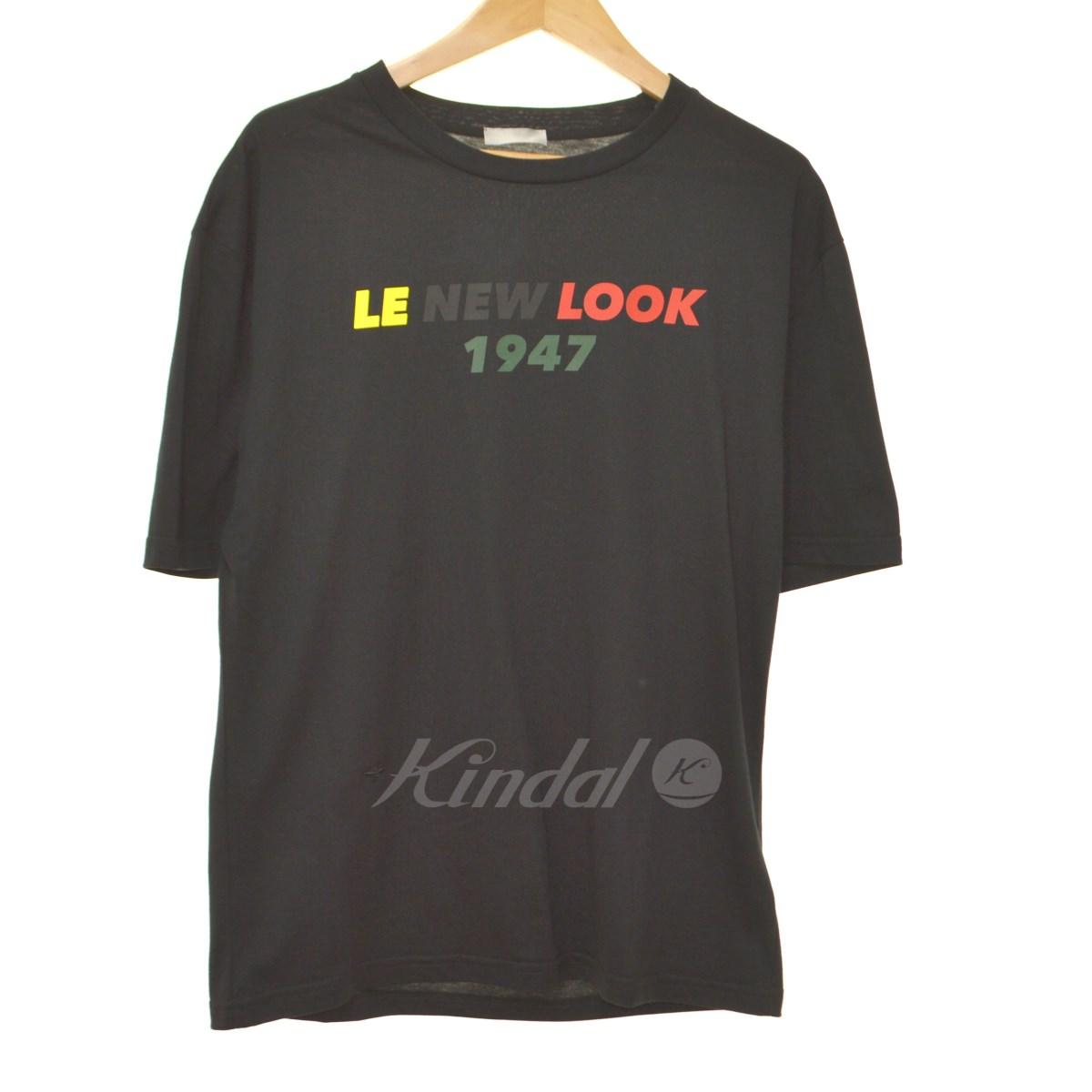 【中古】Dior Homme 18AW プリントTシャツ 【105699】 【KIND1884】