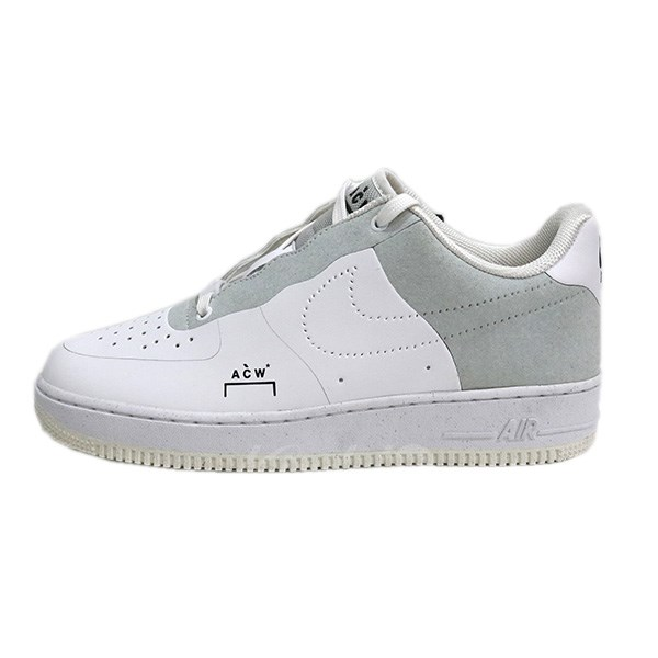 official photos 794cc df4ee NIKE X A-COLD-WALL AIR FORCE 1 LOW 07 ACW sneakers white size: 26cm (Nike)