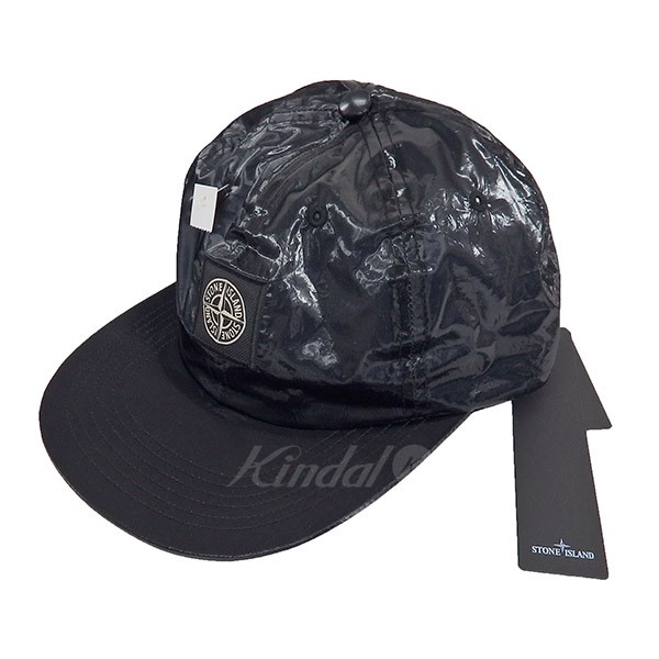 1367a7f80 Supreme X STONE ISLAND 19SS New Silk Light 6-Panel black size: -  (シュプリームストーンアイランド)