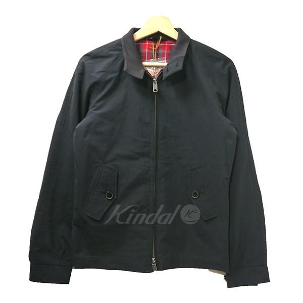 【中古】BARACUTA G4 CLASSIC スイングトップブルゾン ジャケット ブラック サイズ:34 【送料無料】 【290319】(バラクータ)