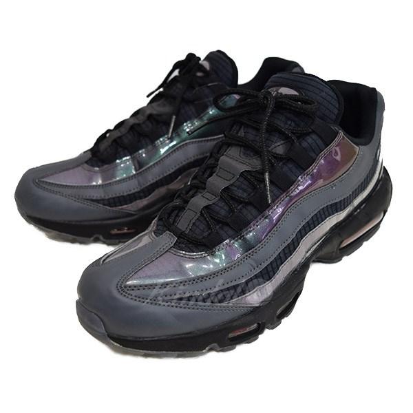 newest collection 37849 bbae8 NIKE AIR MAX 95 LV8 BLACK/EMBER GLOW-DARK GREY black / エンバーグロウ - dark gray  size: US 10 (Nike)
