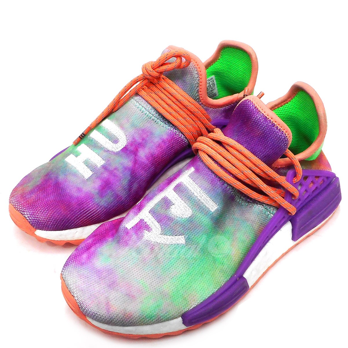 more photos 632f9 50ebf adidas originals PW HU HOLI NMD MC trail Chinese holly human race  multicolored size: US5. 5 (Adidas originals)