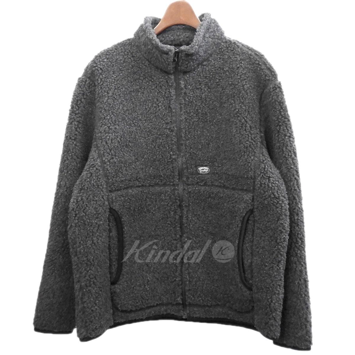 【中古】SNOWPEAK 18AW ウールフリースジャケット ブラック サイズ:JP M 【送料無料】 【040419】(スノーピーク)