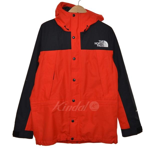 【中古】THE NORTH FACE Mountain Light Jacket マウンテンライトジャケット レッド サイズ:M 【送料無料】 【040419】(ザノースフェイス)
