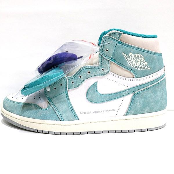 sale uk designer fashion classic styles Size of NIKE AIR JORDAN 1 RETRO HIGH OG TURBO GREEN Jordan sneakers Green  line: 28cm (Nike)