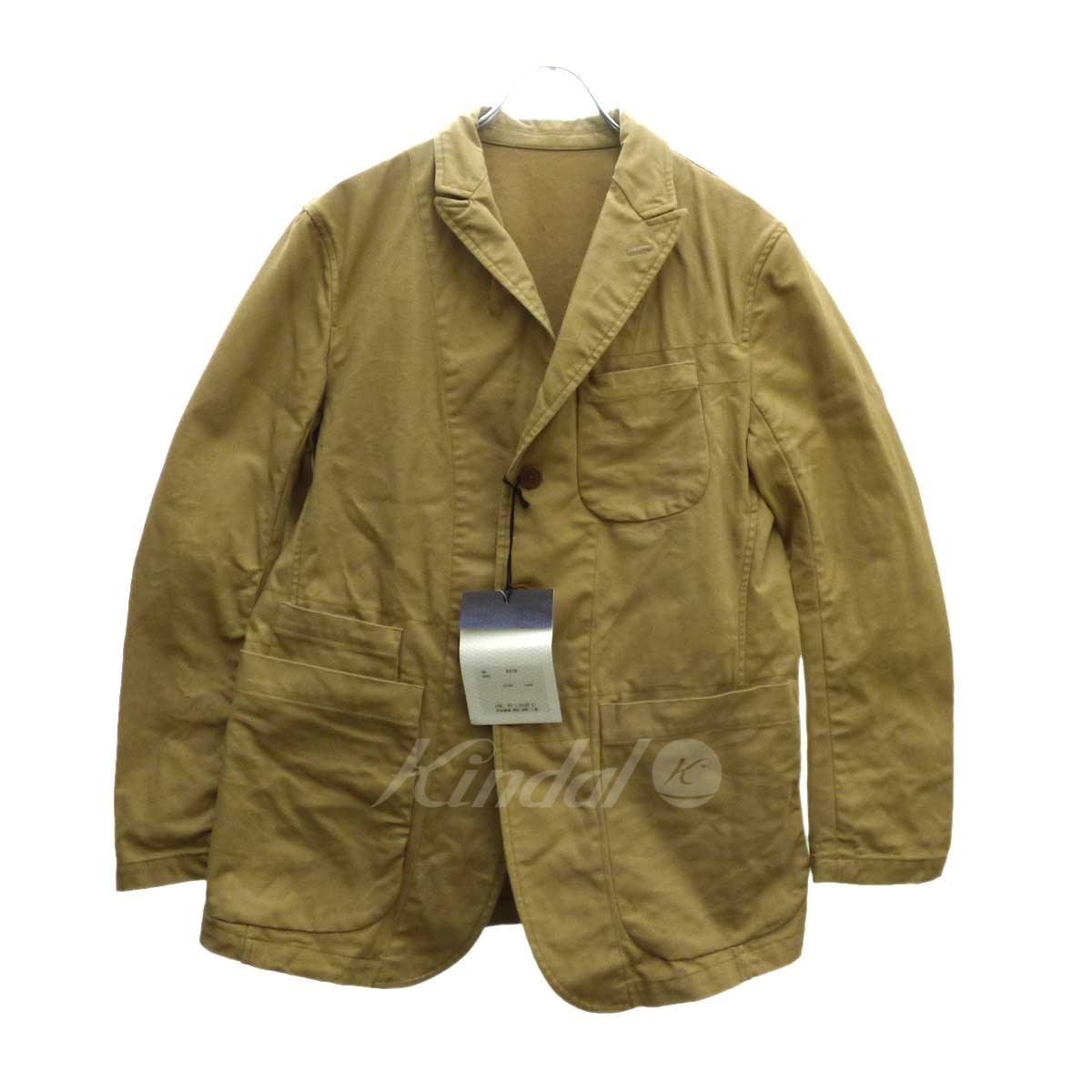 【中古】BRU NA BOINNE ローレグナイトジャケット ベージュ サイズ:2 【送料無料】 【090419】(ブルーナボイン)