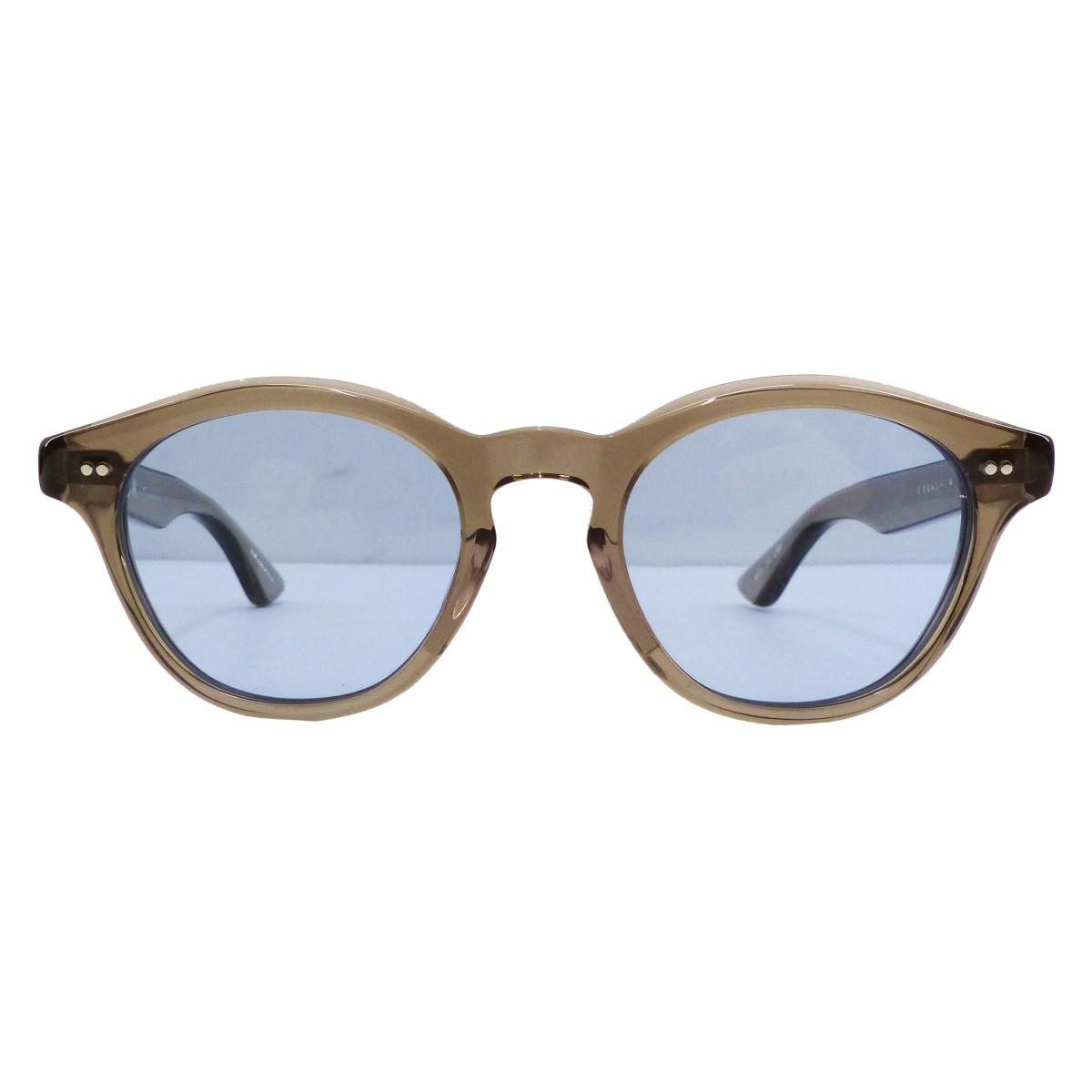 【中古】金子眼鏡 カラーレンズ クリアフレーム 眼鏡 グレー サイズ:- 【送料無料】 【100419】(カネコメガネ)