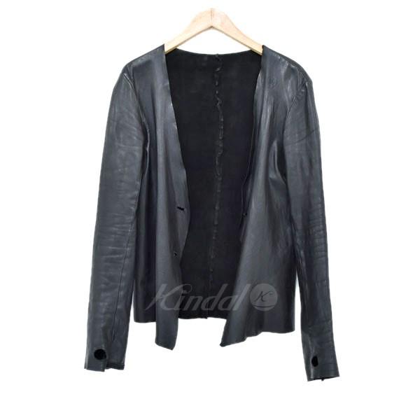 【中古】incarnationレザージャケット ブラック サイズ:S 【4月27日見直し】