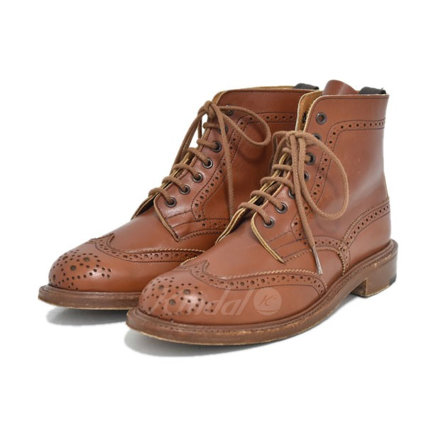 6dee4ba15fc kindal: TRICKER' S L5411 country boots brown size: 5 1/2 ...