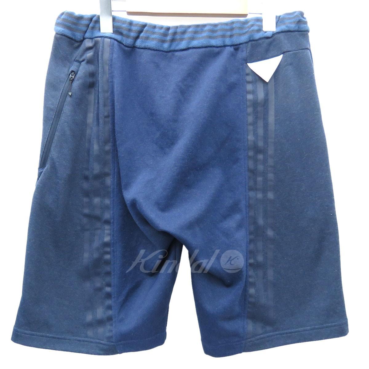 395c6141c0fb adidas Originals by White Mountaineering sweat shirt shorts short pants navy  size  M (アディダスオリジナルスバイホワイトマウンテニアリング)