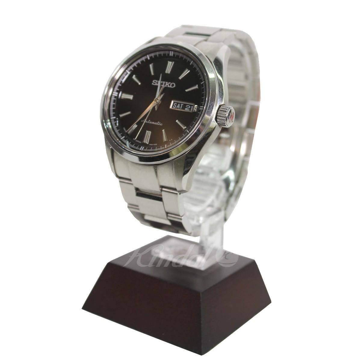 【中古】SEIKO PRESAGE プレサージュ 腕時計 シルバー サイズ:- 【送料無料】 【170419】(セイコー)