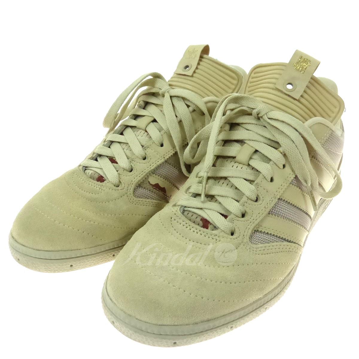 53e77de8879 adidas Consortium X UNDEFEATED BUSENITZ UNDFTD sneakers light beige size  26  5cm (Adidas consortium)