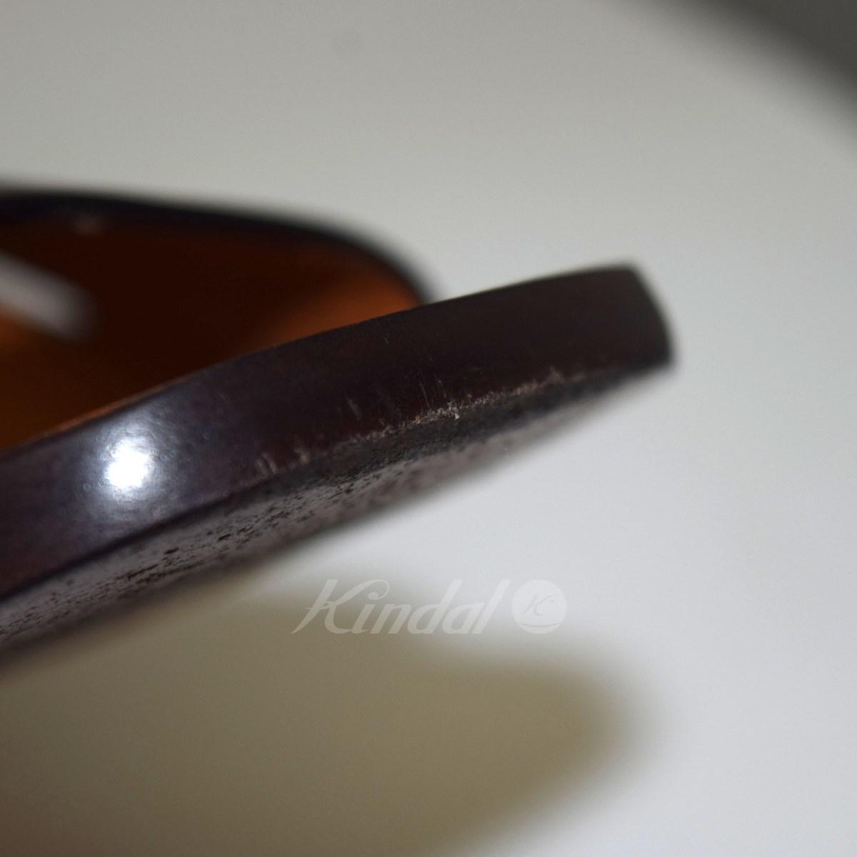 (セリーヌ) サイズ:36 メタルヒールサンダル CELINE 1/ 【220419】 【中古】 【送料無料】 ブラックxブラウンxシルバー 2