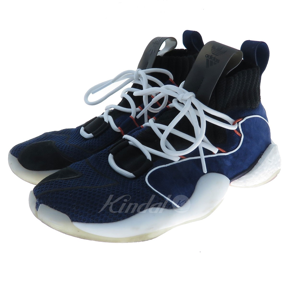 super popular e9b9d b2305 adidas Originals 19SS CRAZY BYW LVL X navy size: 27 5cm (Adidas originals)