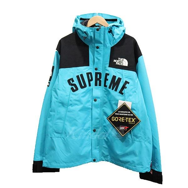 945fd1185 Supreme X THE NORTH FACE 19SS Arc Logo Mountain Parka mountain parka jacket  Teal size: XL (シュプリームザノースフェイス)