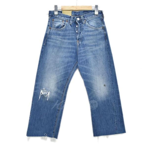 【中古】Levi's Vintage Clothing37501-0013 デニムパンツ インディゴ サイズ:28【11月14日見直し】