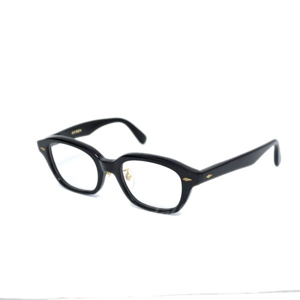 【中古 ×】GLAD【中古】GLAD HAND × 丹羽雅彦 丹羽雅彦 眼鏡フレーム レンズカラー:クリア、フレームカラー:ブラック【280419】(グラッドハンド), アマギチョウ:17d28201 --- coamelilla.com