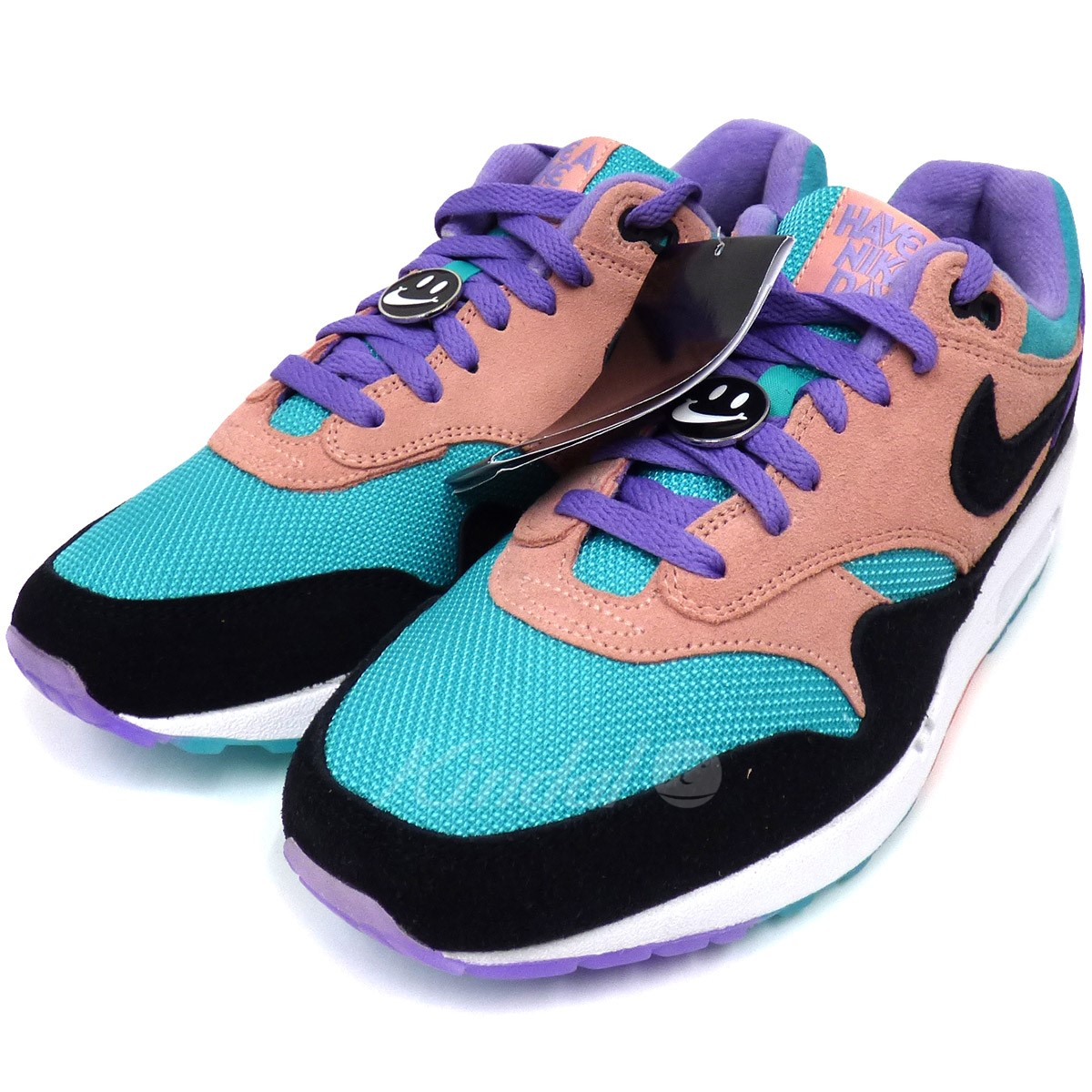 new images of clearance sale 2018 shoes NIKE AIR MAX1 ND Have a NIke Day Air Max 1 sneakers multicolored size:  US9(27cm) (Nike)