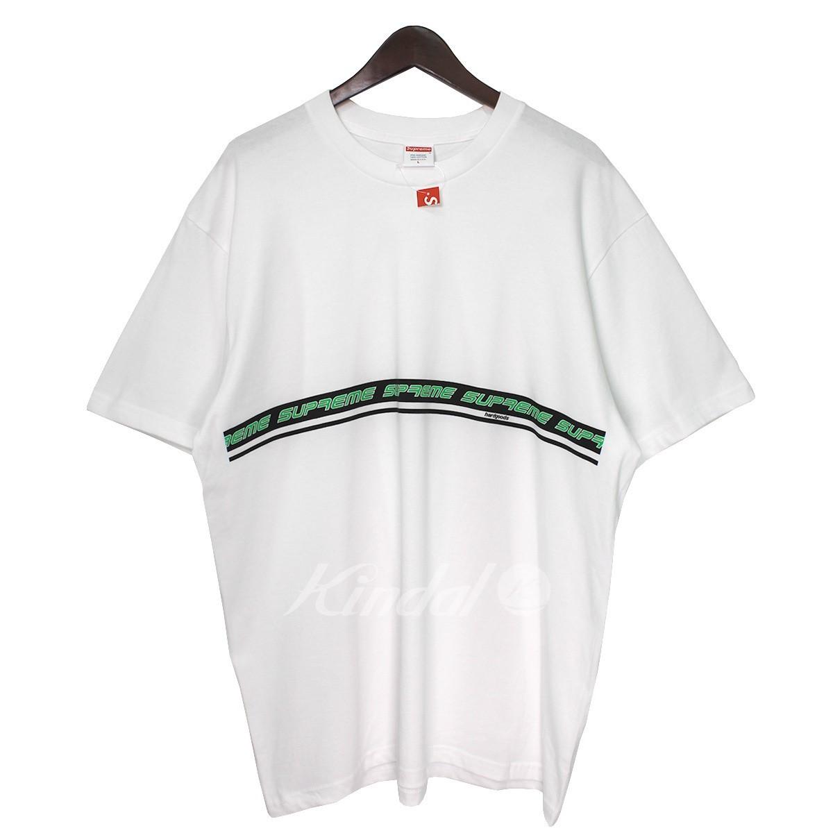 68a0a85a8251 SUPREME 19SS Hard Goods Tee hard goods line logo T-shirt white size: L ...