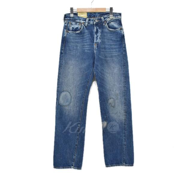 【中古】LEVIS VINTAGE CLOTHING 加工デニムパンツ 501XX 37501-0014 インディゴ サイズ:30 【110519】(リーバイスヴィンテージクロージング)