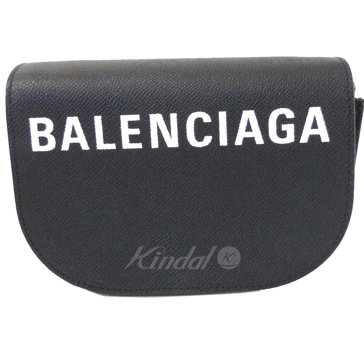 【中古】BALENCIAGA 19SS ヴィルディバッグ ブラック サイズ:- 【120519】(バレンシアガ)
