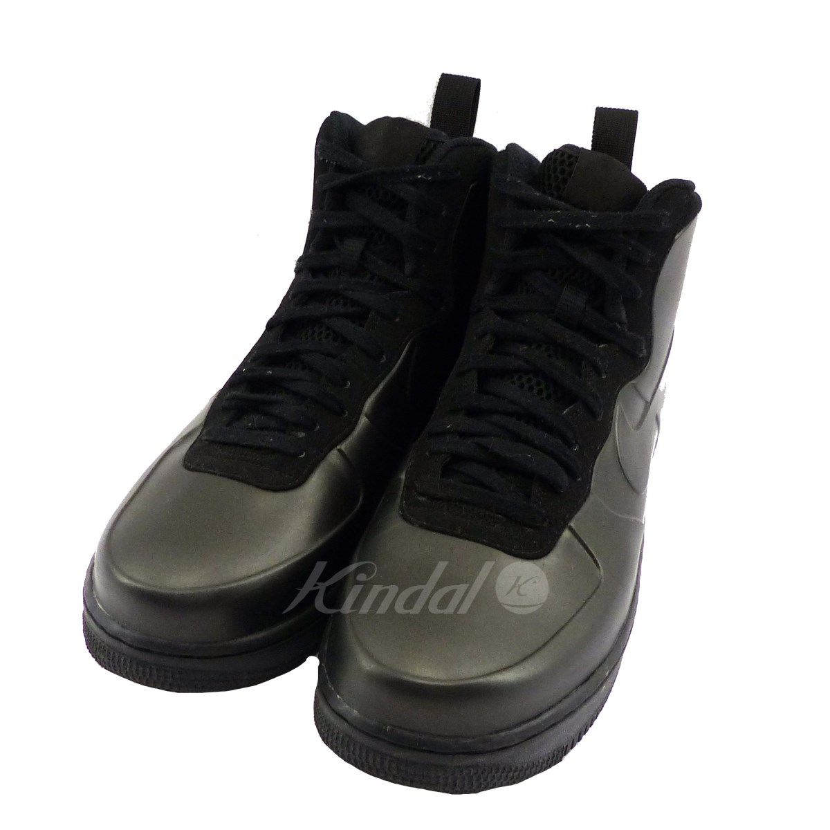 online store 69b83 f4ff5 NIKE AIR FORCE 1 FOAMPOSITE CUP black size: 27. 5cm (Nike)