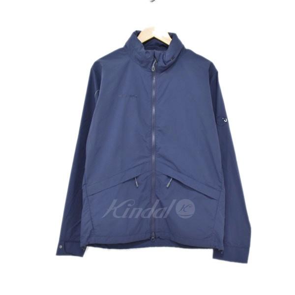 【中古】MAMMUT マウンテンタフジャケット ネイビー サイズ:M 【270519】(マムート)