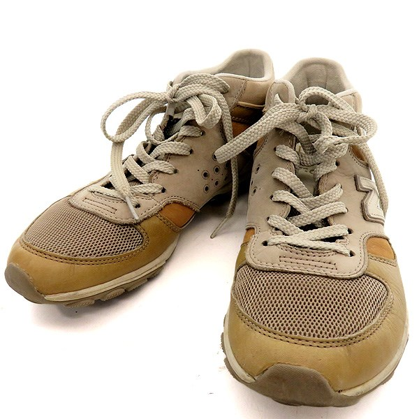 on sale c7498 e9d62 NEW BALANCE X nonnative sneakers brown beige system size: 26 5cm (New  Balance)