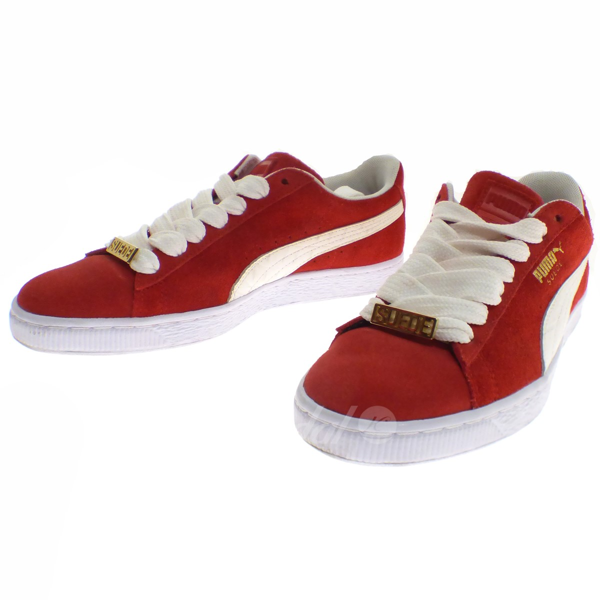 brand new 4e028 30480 PUMA SUEDE CLASSIC BBOY FAB sneakers red size: 27 (Puma)