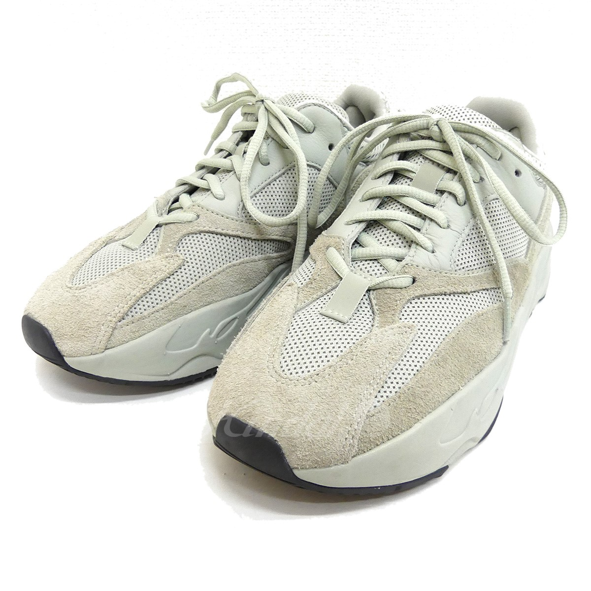 lowest price aliexpress more photos adidas originals by KANYE WEST sneakers YEEZY BOOST 700 EG7487 salt size:  25. 5 (Adidas originals by Kanie waist)