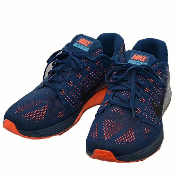 94438b78fce NIKE Lunar Glide 7 Brave sneakers 747,355-404 luna Gruid multicolored size:  28. 5cm (Nike)
