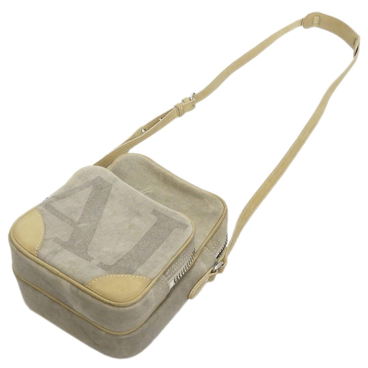 【中古】READYMADE「SMALL SHOULDER BAG」スモールショルダーバッグ ホワイト サイズ:-