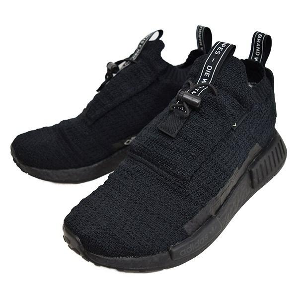 uusi elämäntapa uusi aito hienoja tarjouksia 2017 adidas NMD TS1 PK Gore-Tex Triple Black sneakers AQ0927 black size: US8 1/2  (Adidas)