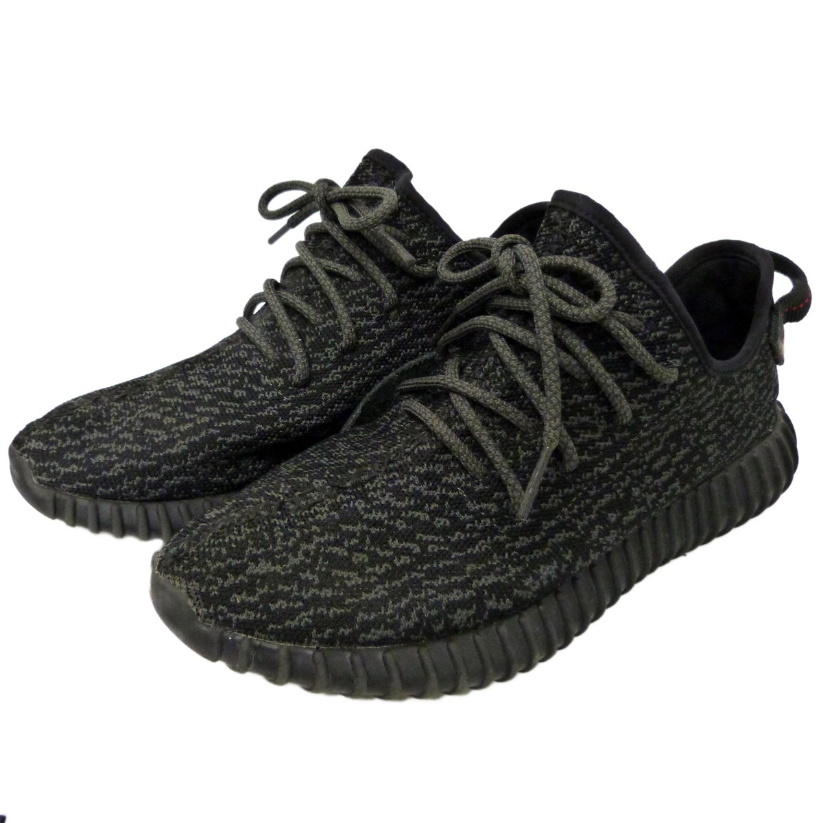 Adidas x Kanye west yeezy boost 350 black **Sold** Boutique