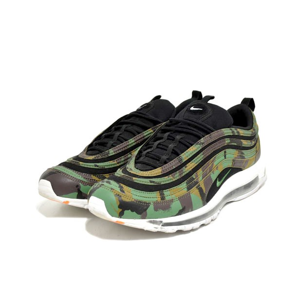 sports shoes 72b0c 9a5e3 NIKE AIR MAX 97 OG UK CAMO sneakers AJ2614-201 khaki size: 29. 5cm (Nike)