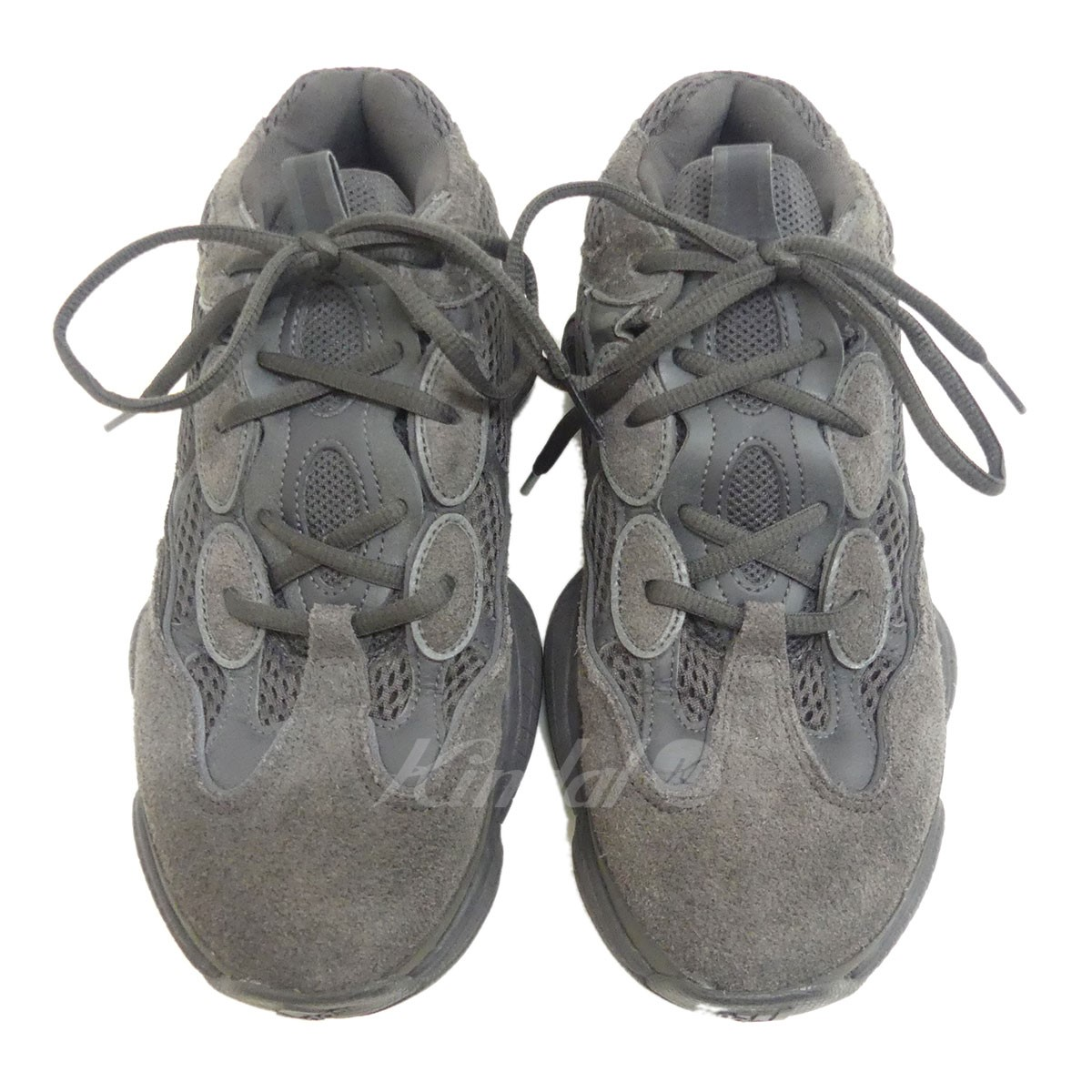 timeless design b4fe4 c9d20 adidas Originals by Kanye West YEEZY 500 sneakers gray size: 25. 5cm  (Adidas originals by Kanie waist)