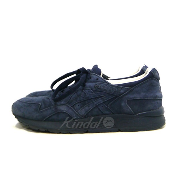 quality design 72d8d 5ec70 UNITED ARROWS X asics 2016SS Tiger GEL-LYTE V sneakers navy size: 28  (UNITED ARROWS ASICS)